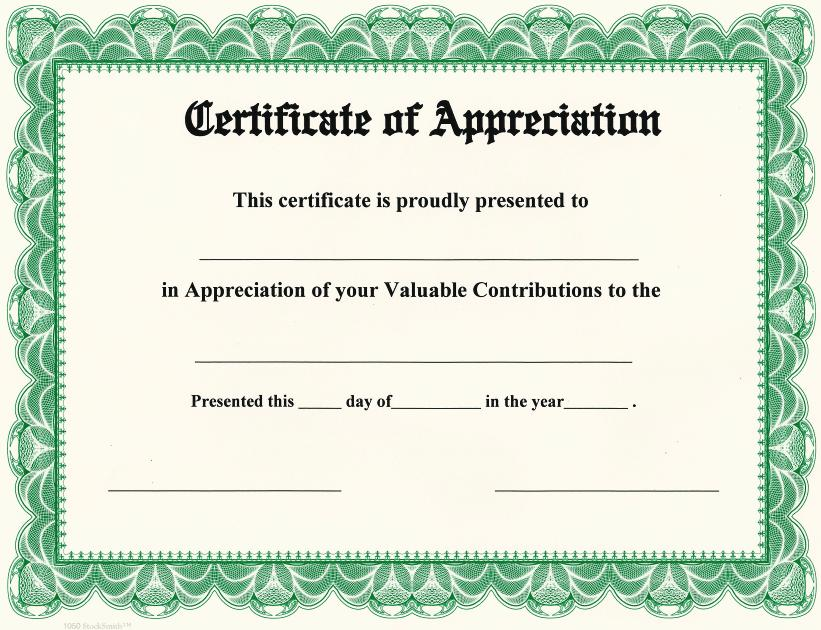 Pinterest Appreciation Certification Template Yahoo Image Search
